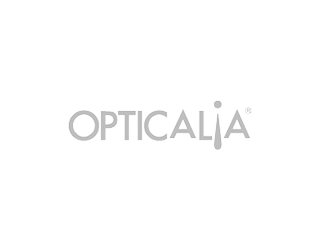 Logotipo de Opticália